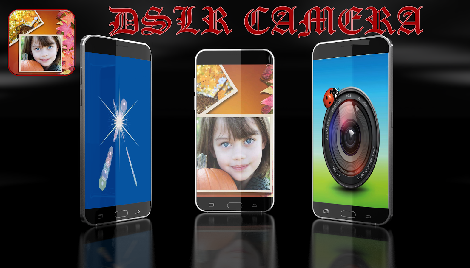 Camera Dslr Camera Effects dslr camera effect android apps on google play screenshot