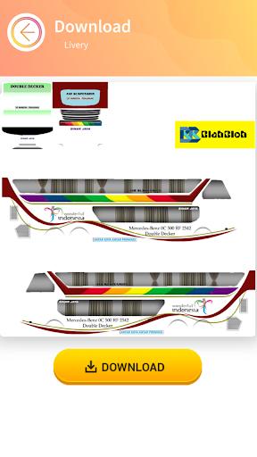 Double Decker SDD Livery Bus 1.3 screenshots 5