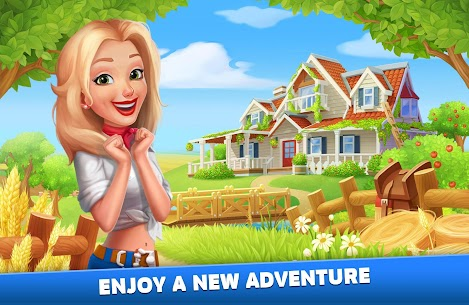Solitaire Texas Village MOD (Unlimited Coins/Always Win) 1