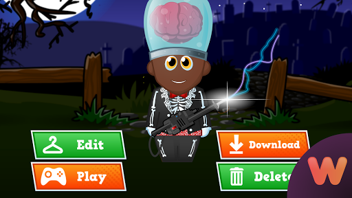 WeeMee Halloween Maker 1.0 screenshots 3