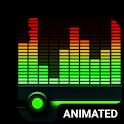 Equalizer Animated Keyboard icon