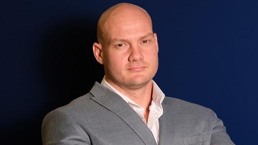 Robert Marston, global head of product at Seacom.