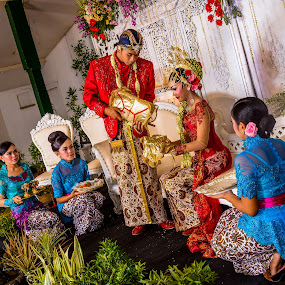 Kacar Kucur by Yosep Atmaja - Wedding Ceremony