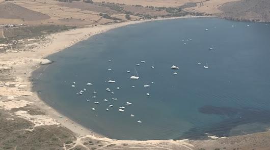 ¿Es posible la convivencia entre bañistas y navegantes en el Cabo de Gata?