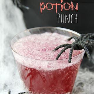 Magic Potion Punch.