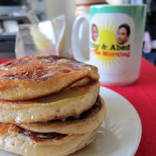 Fig and Yogurt Pancakes