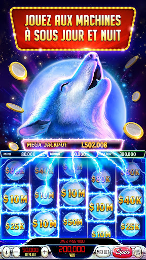 Vegas Downtown Slots™ - Slot Machines & Word Games screenshot 4