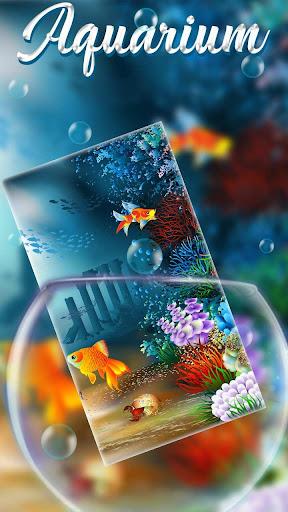观赏鱼动态壁纸 screenshot