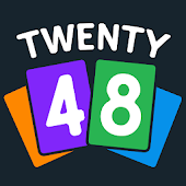 7.  Twenty48 Solitaire
