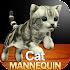 Cat Mannequin