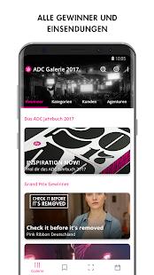 ADC – Art Directors Club - náhled