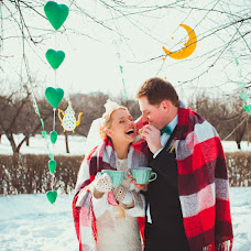 Wedding photographer Yuliya Zaruckaya (juzara). Photo of 02.02.2014
