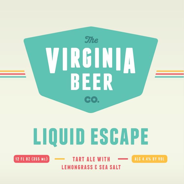 Logo of Virginia Beer Co. Liquid Escape