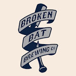 Logo of Broken Bat Nitro cold brewed coffee latte