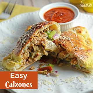 Easy Calzones Recipe
