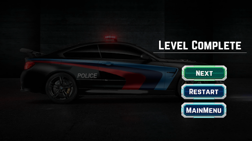 Police Car Parking 1.0 screenshots 6
