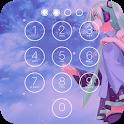 anime lock screen icon