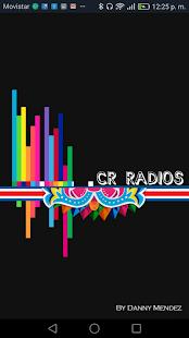CR Radios - náhled