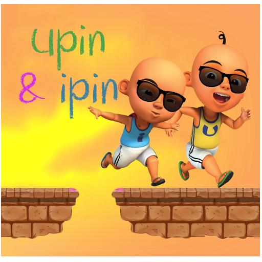 Upin Ipin Adventure Run