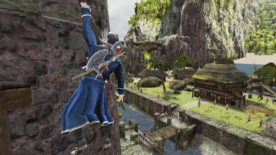Ninja Assassin Hero 7 : Ocean of Pirates Mod