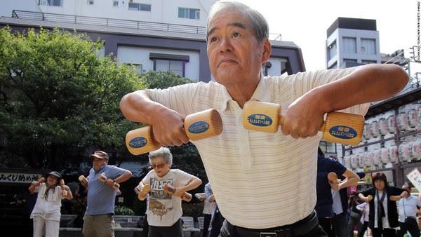Resultado de imagem para 10 Regras dos Japoneses para viver bem até os 100 anos
