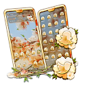 Spring Blossoms Launcher Theme icon