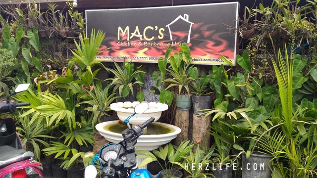 Odiongan Town Fiesta: Eating Lunch at Mac's Chicken & Barbecue Haus