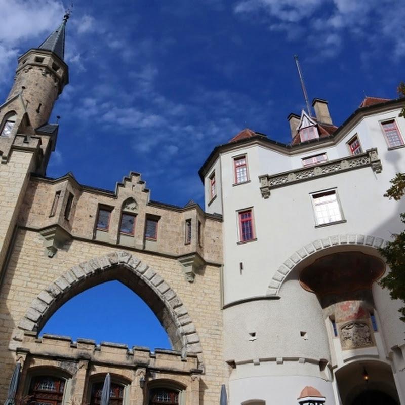 【ドイツの美城】壮麗な外観ほか、素晴らしい調度品が並ぶ内部も必見のジグマリンゲン城