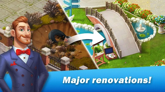 Restaurant Renovation MOD APK [Unlimited Stars] 4
