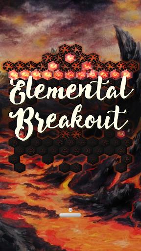 Code Triche Elemental Breakout APK MOD screenshots 1