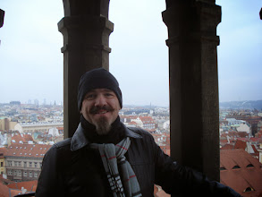 Photo: In the clock tower