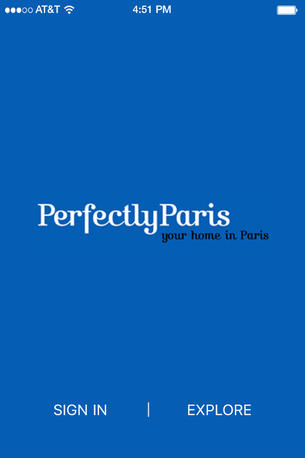 PerfectlyParis- screenshot