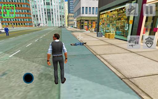 Télécharger Police Crime Simulator - Police Car Driving  APK MOD (Astuce) screenshots 3