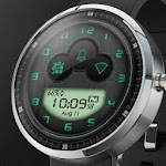 Wear Mini Watch Face Icon