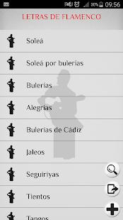 Flamenco Lyrics - náhled