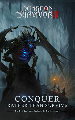 Dungeon Survivor II: Dark Tide apktram screenshots 6