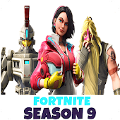 Battle Royale Season 9 HD Wallpapers Icon