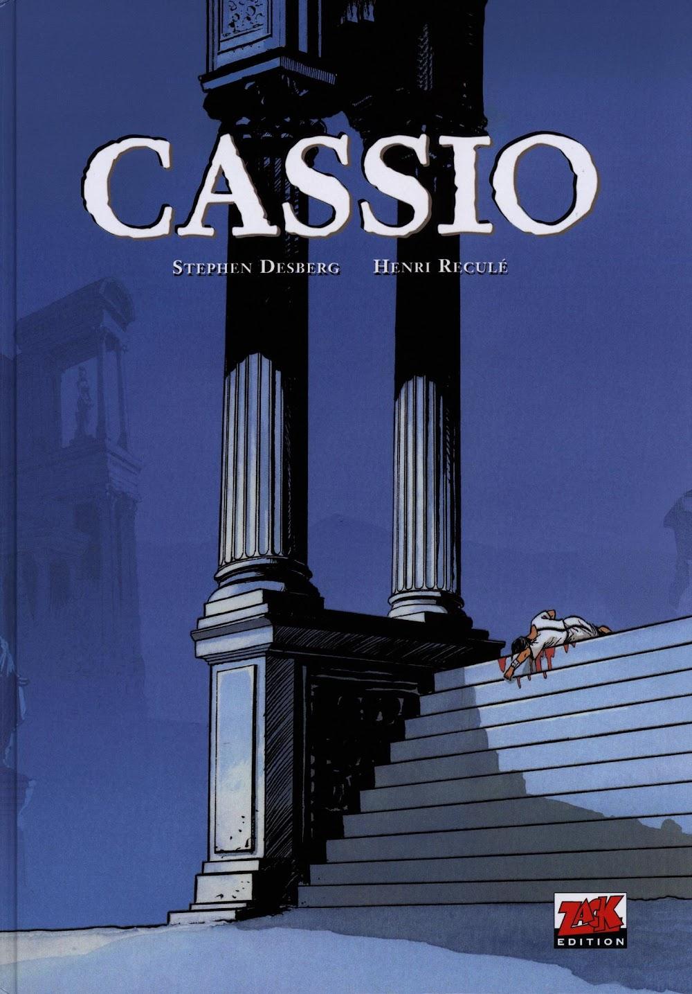 Cassio - 1. Zyklus (2011) - komplett