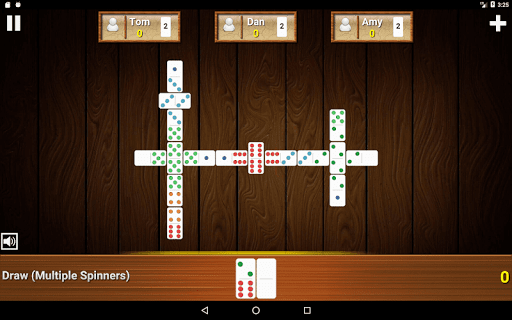 Classic Dominoes apktram screenshots 4