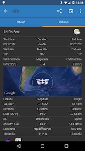 ISS Detector Satellite Tracker v2.01.24