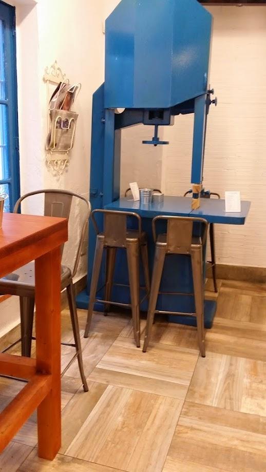 Foto La carpinteria gastrobar restaurante 4