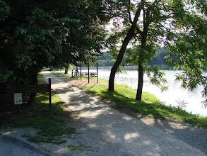 Photo: Upper lake