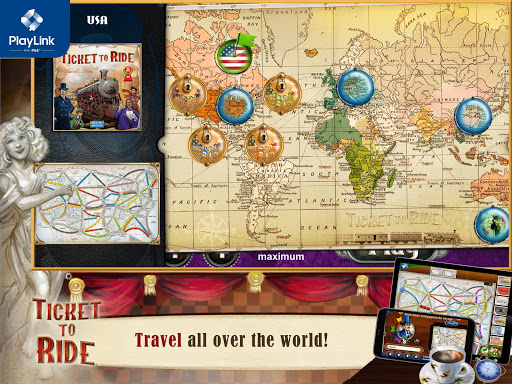 Ticket to Ride for PlayLink 2.5.10-5847-64a9d8c2 screenshots 9