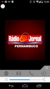 Rádio Jornal AM - Recife, Pern- screenshot thumbnail