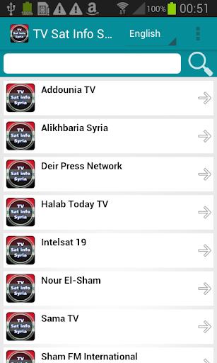 TV Sat Info Syria
