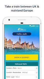 Eurostar Trains - náhled
