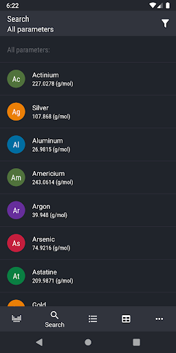 Periodic Table 2020 - Chemistry screenshot 5