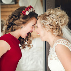 Wedding photographer Olga Kuzmina (Kuzmina). Photo of 16.12.2016