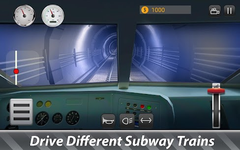World Subways Simulator MOD APK 1.4.2 [Unlimited Money] 2