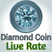 Diamond Coin Price INR, USD and BTC Exchange Rate